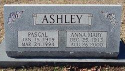 Anna Mary <i>Parisi</i> Ashley