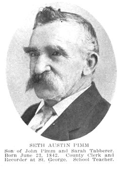 Seth Austin Pymm
