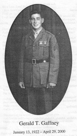 Capt Gerald Tait Jerry Gaffney
