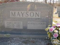 James Henry Mayson