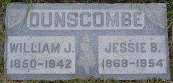 William James Dunscombe