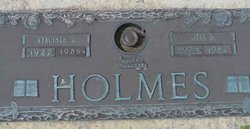 Hyacinth A Holmes