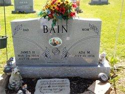 Ada M <i>Rogers</i> Bain