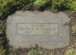 George W Church