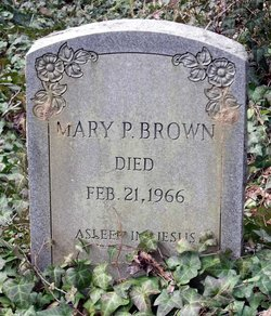 Mary P. Brown