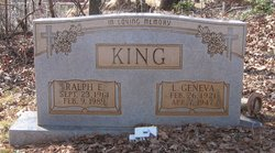 Ralph E. King