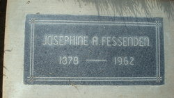 Josephine A Fessenden
