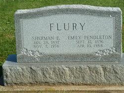 Emily <i>Pendleton</i> Flury