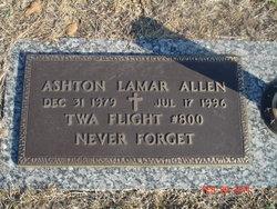 Ashton Lamar Allen