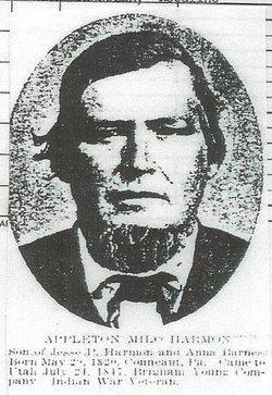 Appleton Milo Harmon