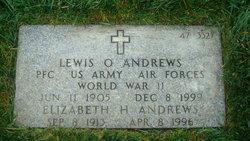 Lewis O Andrews