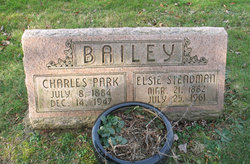 Elsie <i>Steadman</i> Bailey
