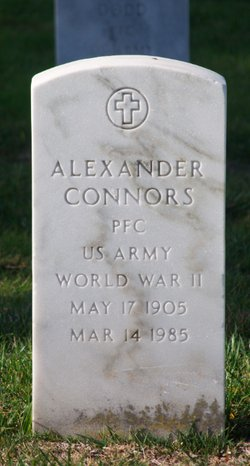 Alexander Connors