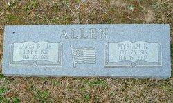Myriam <i>King</i> Allen