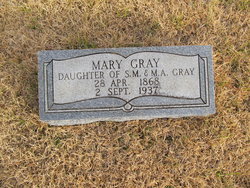 Mary Tennessee Gray