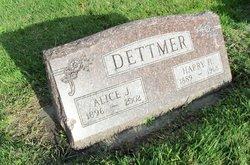 Alice J. <i>Brooks</i> Dettmer