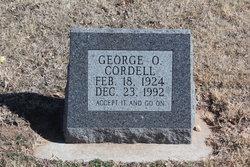 George Olin Cordell