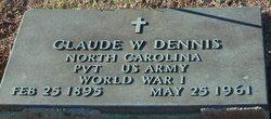Claude Wright Dennis