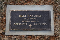 Billy Ray Ames