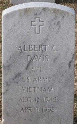 Albert C Davis