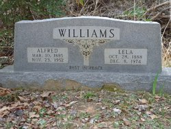 Alfred Williams