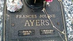 Frances Jolene Ayers