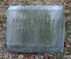 Anne E <i>Brooke</i> Baylor