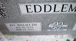 Rev Wallace Lee Eddlemon