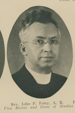 Rev John P Foley, PA