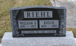 Roslie <i>Pohl</i> Riehl