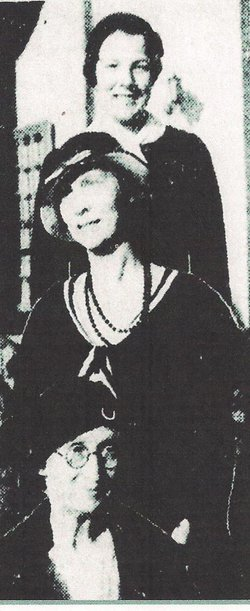 Esther Frances <i>Boone</i> Austerman