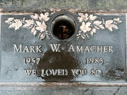 Mark W. Amacher