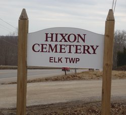 Hixon Cemetery