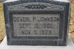 Deverl Packer Johnson