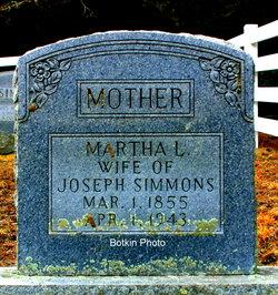 Martha Leanna <i>Bodkin</i> Simmons