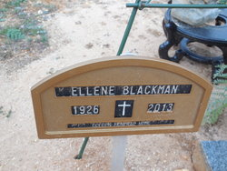 Ellene <i>Rice</i> Blackman