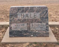 Bernice Margaret <i>Foresyth</i> Hale