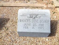Frances Jane Bishop