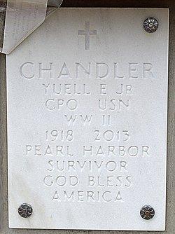 Yuell Edward Chandler, Jr