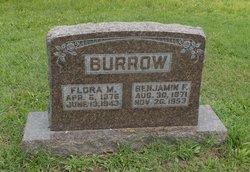 Flora May <i>Roller</i> Burrow