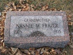 Nannie M. <i>Rumley</i> Frazer