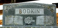 Faye <i>Rexrode</i> Bodkin
