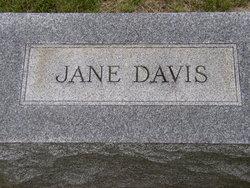 Jane <i>Thornburgh</i> Davis