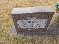Woodrow R Bates