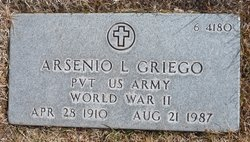 Arsenio L. Griego