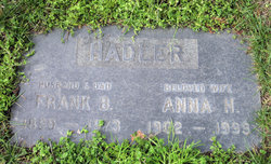 Anna H. Hadler