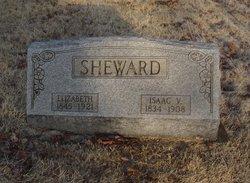 Elizabeth <i>McGhee</i> Sheward