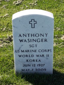 Sgt Anthony Tony Wasinger