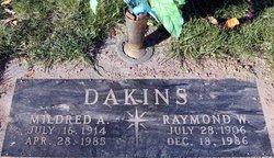 Raymond Wesley Dakins