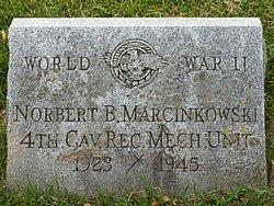 PFC Norbert B Marcinkowski